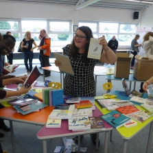 A range of pedagogical books on offer