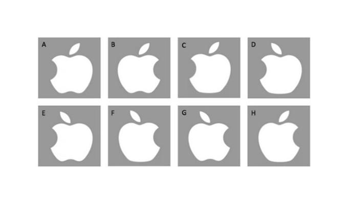 Apple Logo Test